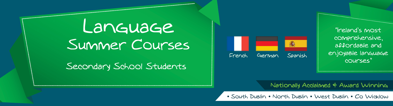 Our Courses - Language School Ireland